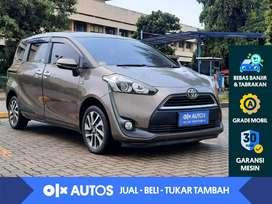 [OLX Autos] Toyota Sienta 1.5 V A/T 2017 Coklat