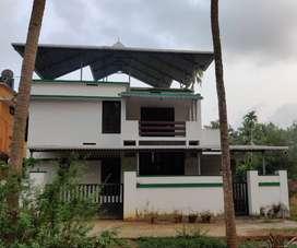 3BHK 1500SqFt. Home on 4cent plot @ Vadookara, KOORKENCHERY Thrissur
