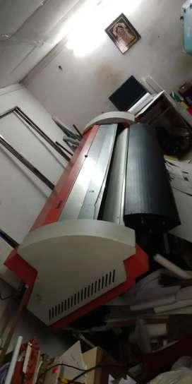 5ft eco solvent printer.