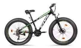 Viva Fat Bike 21 Gear cycle