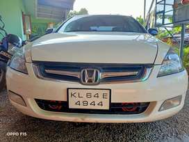 Honda New Accord 2007 CNG & Hybrids 81340 Km Driven