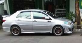 Dijual Toyota Vios Limo silver 2005