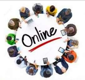 Online, E-commerce