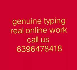 Earn monthly (huge amount by typing )
