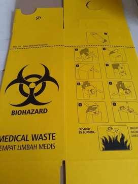 Safety box 12,5 liter - Onemed