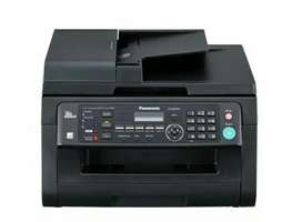 Panasonic printer  scan  copy  fax double side printing