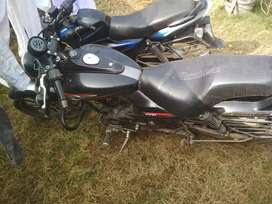 GOod Condition , single handed,220 cc