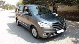 Innova VX 8 Seater Diesel - Excellent Condition