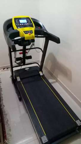 Treadmil Fuji alat olahraga nyaman untuk dipakai