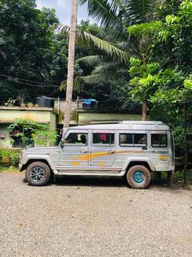 Force Motors Trax Cruiser 2008 Diesel Well Maintained