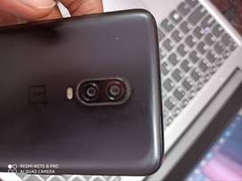 one plus 6t 8 gb ram 128 gb rom good condition