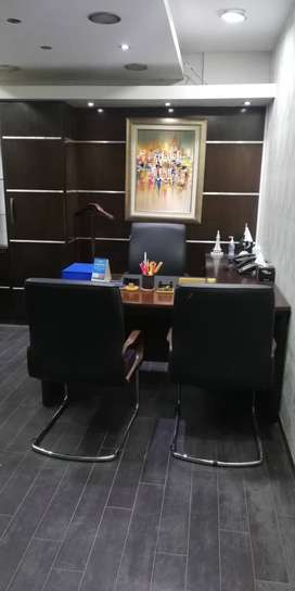 Office furniture available for sale