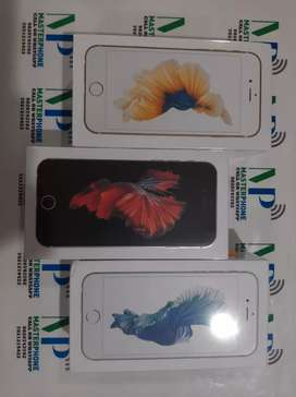 Sealed packed iPhone 6s 64GB with warranty