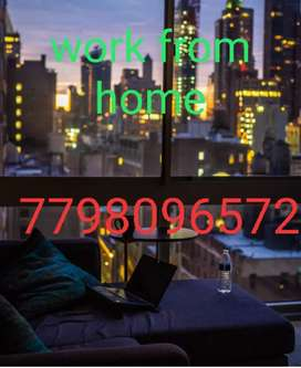 Home based online Part time jobs data entry work.