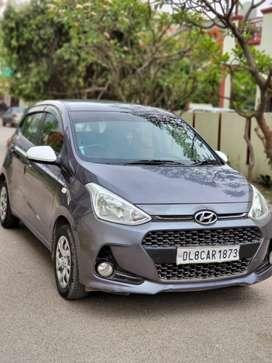 Hyundai Grand i10 2016-2017 CRDi Magna, 2017, Diesel