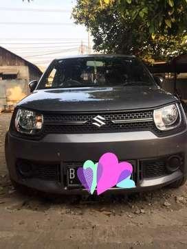 Over kredit Suzuki Ignis