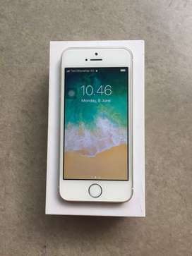 iPhone 5S 16Gb Silver ex iBox