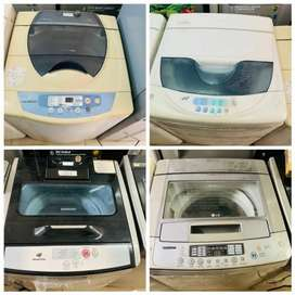 Best 5 years warranty LG fully automatic washing machine
