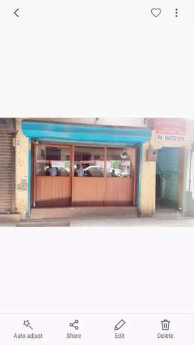 Shop is near to railway station ,bus stand thalasserry