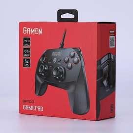 Gamepad Gamen GP100 3M Cable Gaming Pad Stick Controller PC X-Box PS3