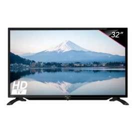 "Smart TV Sharp 32"" -Kredit Bunga 0% - Langsung Bawa Pulang"