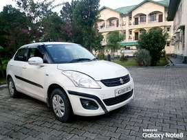 Swift Dezire 2015 model @ Rs 4,50,000 only