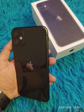 IPHONE 11 BLACK 128Gb FULLSET