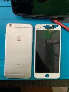 Ganti lcd iphone 6+ bergaransi 1 bulan