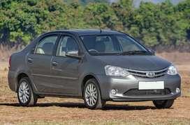 Toyota etios 2009/2010 Good Condition