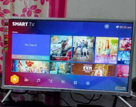 4K Ready TV 32 inch smart android FHD @ 11999 with 2 years warranty