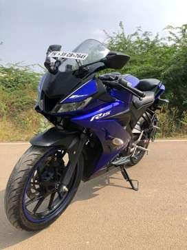 Yamaha R15 V3 (2018)