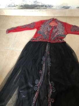 drees black red good quality