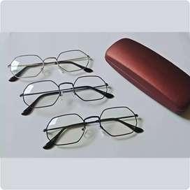 Kacamata segi 6 unisex