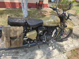 Royal Enfield classic signals BS6
