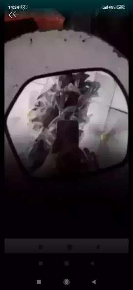 Kaca spion CRV ( Megah top )