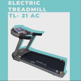 Electric Treadmill TL - 21 AC