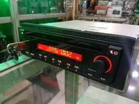 1Din Standart SIGRA USB RADIO AUXIN CD MP3 RADIO AM FM