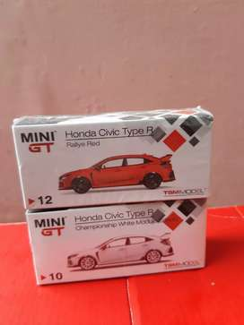 Mini GT Honda Civic Type R set