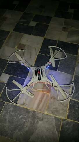Drone quadcopter 6 axis gyro