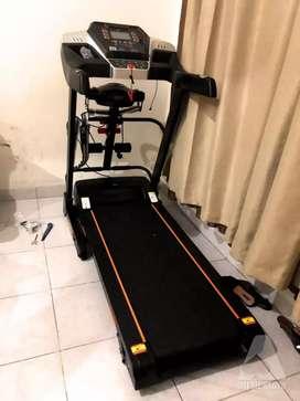 Treadmill i5 new sport ada suspensi samping