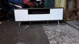 Rak TV 150cm  Minimalis 1- COD- Gratis Ongkir Makassar