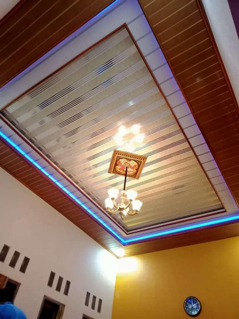 Plafon PVC paling terjangkau murah berkualitas area magelang