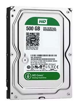 Desktop  320gb,500gb, 1tb branded harddisk available