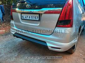 Rear Bumper Skirt for Innova