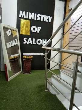 Salon for sale in Mohali urgent sale