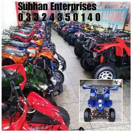 Atv Quad 4 Wheel Bike Latest Stock All Models For Sell Subhan Shop