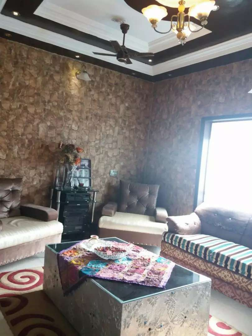 Habib crown 1st floor with extra land for sale demand 1.25 croer 0