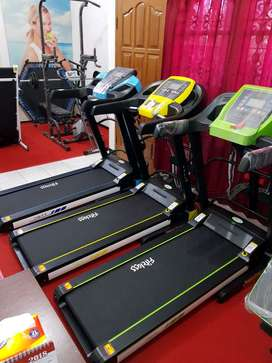Treadmill Elektrik JAPAN Series 5 in 1 (Dlife Fitness Store)