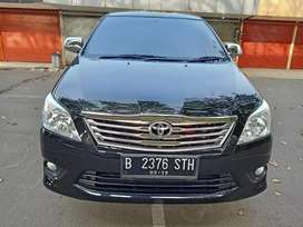 Toyota Innova 2.0 G Manual 2012