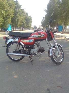 Sohrab 70 cc Motorcycle for Sale!